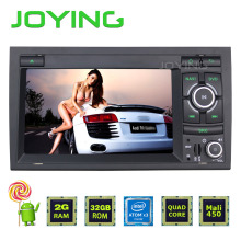 Joying 2GB RAM Android 5.1 7 inch Car stereo Audio player steering-wheel Bluetooth FM/AM Radio Audio GPS Navigation For Audi A4