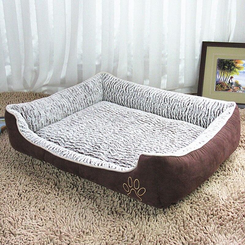 Hoge kwaliteit 2018 nieuwe big size grote hond bed mat zachte fleece - Producten voor huisdieren