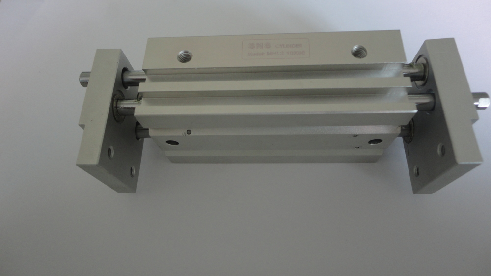 все цены на SMC type Wide Type Air Gripper MHL2-32D Cylinder bore size 32mm Long strokes SNS pneumatic cylinder finger air claw онлайн