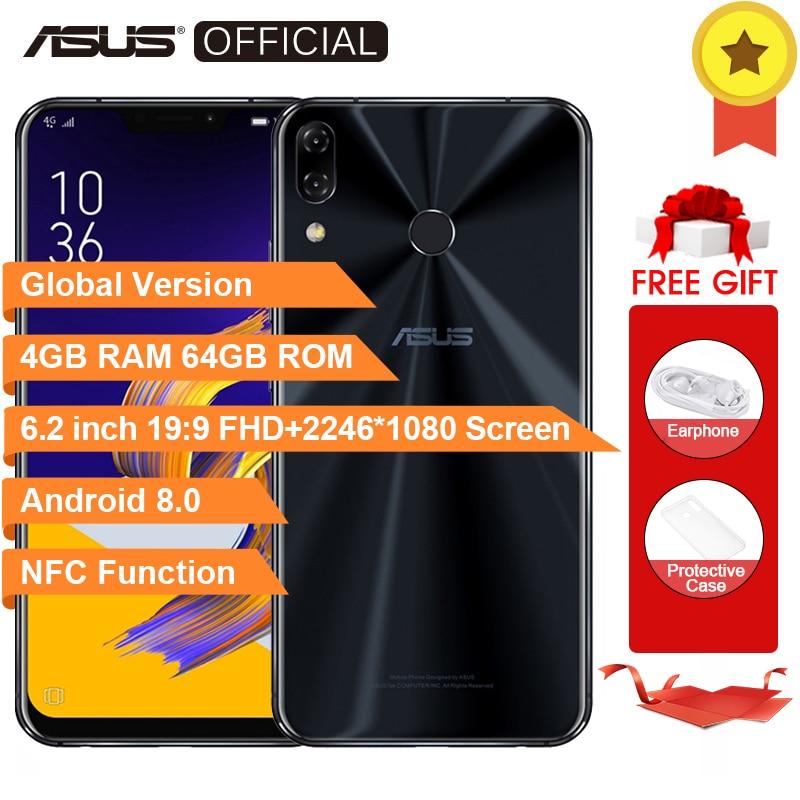 US $293 93 31% OFF|Global Version ASUS ZenFone 5 ZE620KL phone 6 2