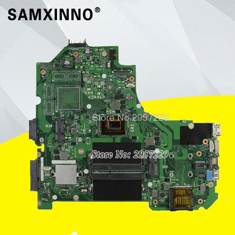 For Asus Motherboard A56C S56C K56CA k56C S550CA S550CM K56CM REV2.0 I3 cpu Mainboard Motherboard Laptop Motherboard motherboard for asus k56cm s56c s550cm a56c laptop motherboard k56cm mainboard 987 cpu rev 2 0 integrated in stock