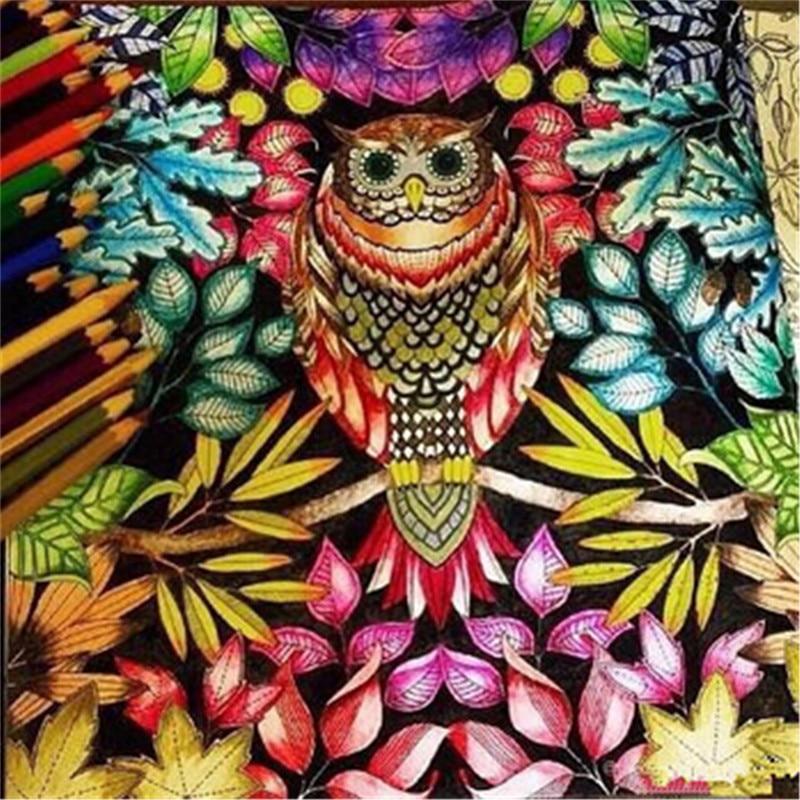Libro para colorear Secret Garden relax libros para colorear para ...