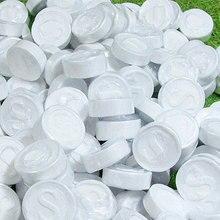 Máscara comprimida 20 unidades/pacote, máscara facial de algodão diy, cuidados com a pele natural da acne, comprimida, máscara para o clareamento do rosto