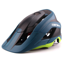 DH Mountain Cycling Helmet Road MTB DownHill Integrally In-mold Bike Bicycle Helmet Casco Ciclismo