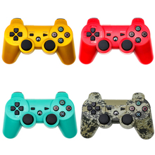 Wireless Bluetooth Controller For SONY PS3 Gamepad For Play Station 3 Joystick For Sony Playstation 3 For Dualshock Controle original 3 colorful wireless bluetooth game controller for sony playstation 3 for ps3 controle joystick gamepad christmas