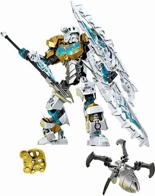 new 2015 bionicle 10667 star solider binoicle kopaka master of ice