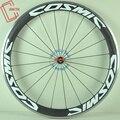 COSMIC 12 шт. 2 колеса/Набор дорожный велосипед 700c обод колеса гоночные брендовые наклейки для углеродного колеса велосипед наклейки колеса