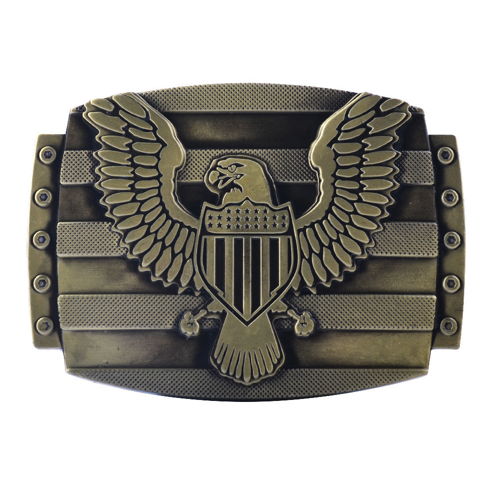 Faitheasy New High Quality Gold Silver Black Cilp Square Metal Belt Buckles Crafts Decoration Buckles Garment Sew Accessory