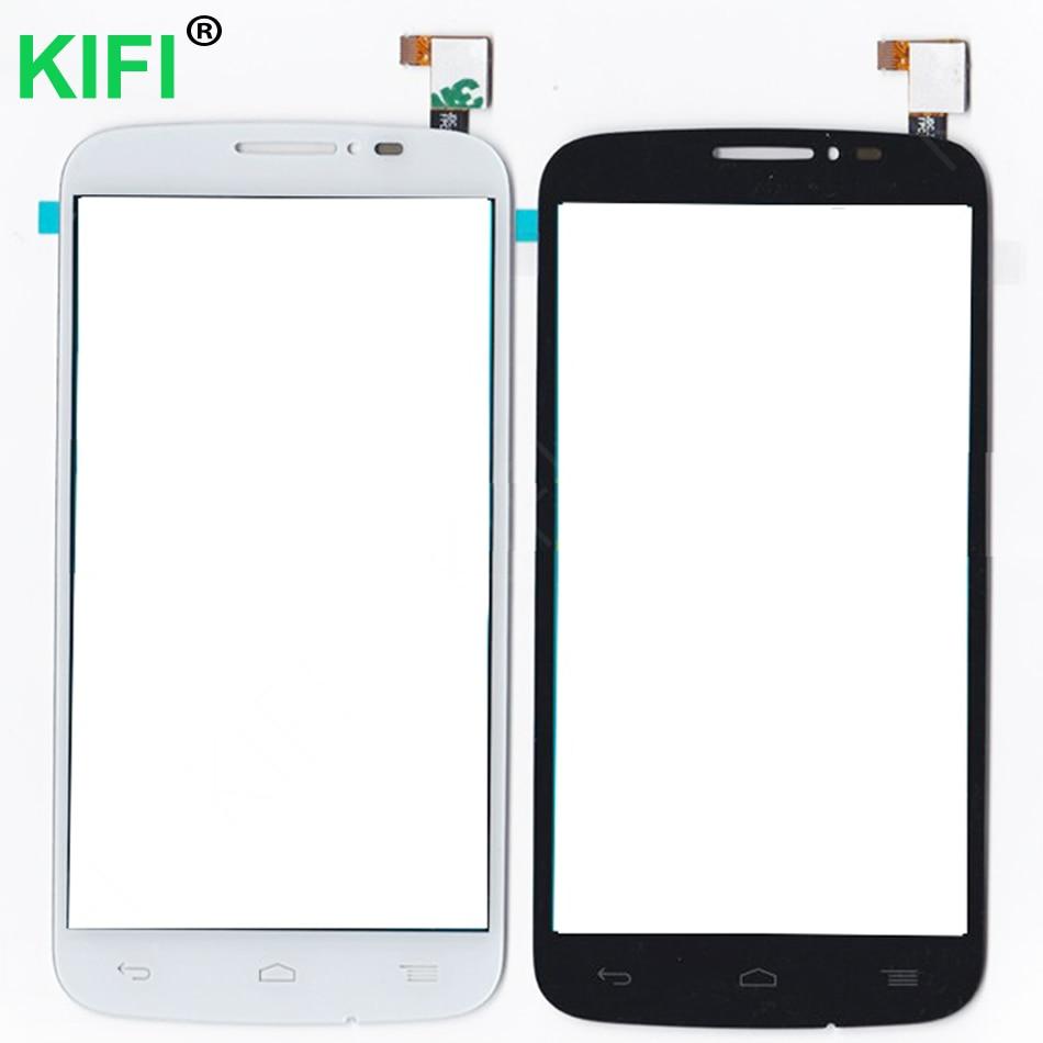 KIFI Touch Screen Digitizer Glass Panel Sensor Assembly For Alcatel One Touch Pop C7 Dual 7040D 7040E 7041D 7040 7040A OT7040
