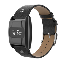 V3 Smart Band Fitness Tracker Ultra-long Sport Bracelet Heart Rate Blood Oxygen Waterproof Activity Tracker Leather Smartwatch