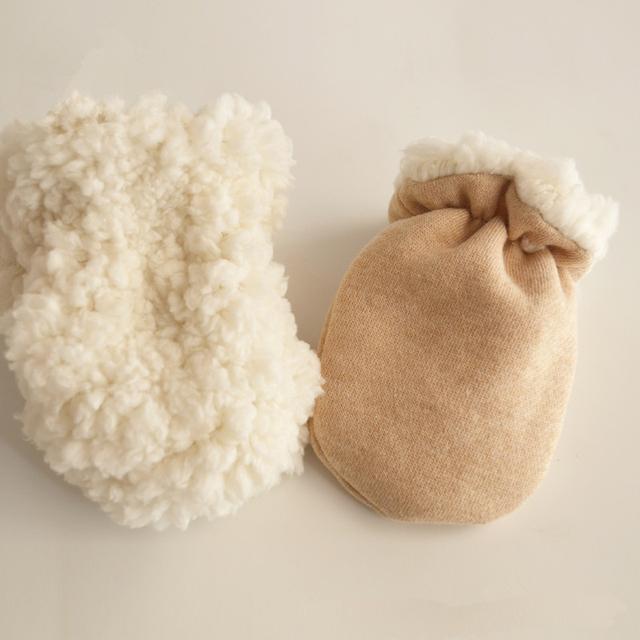Warm Fleece Mittens
