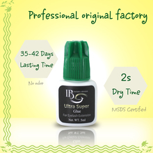 d2a99529156 Free Shipping South Korea Strongest Ibeauty Ultra super Glue for eyelash  extensions 5ml/bottle Private