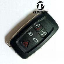 Чехол для автомобильного ключа land rover freelander discovery