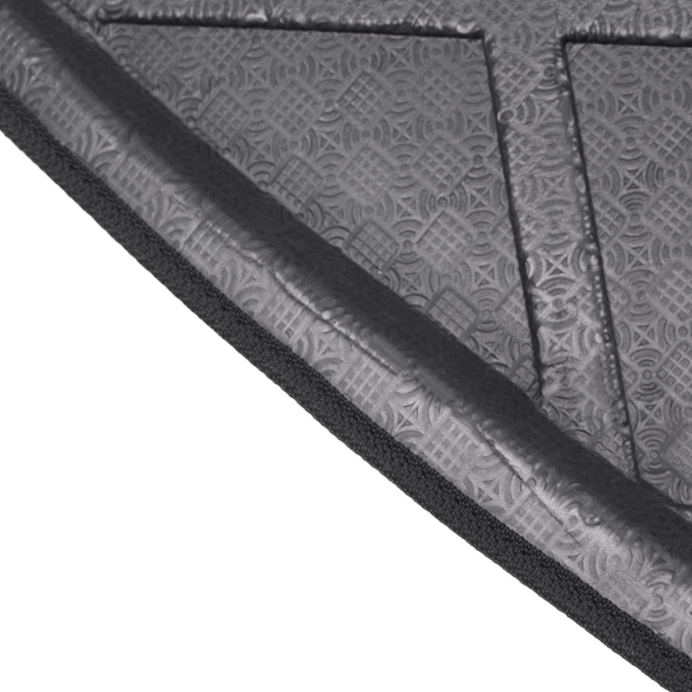 For Honda CRV Rear Trunk Cargo Liner Boot Mat Floor Tray Carpet Mud Kick Protector Cover 2012-2016 Automobile Parts Accessories