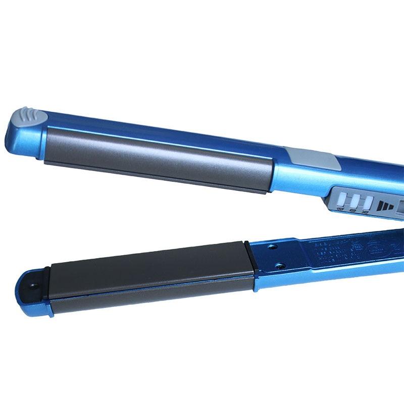 ФОТО U Style Fast hair straightener Nano Titanium Plates Professional Hair Straightener Hair Iron professional hair straightening