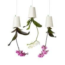 4 цвета перевернутый цветочный горшок креативный перевернутый цветочный горшок домашний сад для чтения офисное украшение висячий горшок для растений цветочные горшки