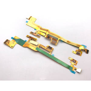 Volume-Button Flex-Cable XZP Power-Switch Replacement-Spare-Parts Sony Xperai for Premium