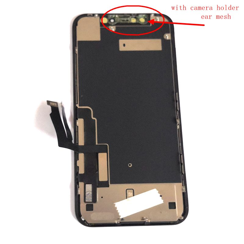 For Iphone XR Lcd Assembly Display+Touch Panel Glass Digitizer Replacement Repair parts 6.1for iphoneXR Black colorFor Iphone XR Lcd Assembly Display+Touch Panel Glass Digitizer Replacement Repair parts 6.1for iphoneXR Black color