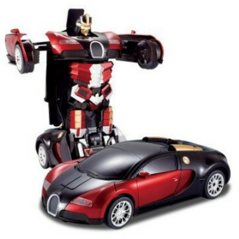 baby toy Children Charging Remote control deformation robot rc car boy gift music+dancing+light+charging battery