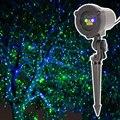 Рождественские товары  наружные лазерные огни  Новогоднее украшение для праздника  звезды  проектор  свет Gerland для декора