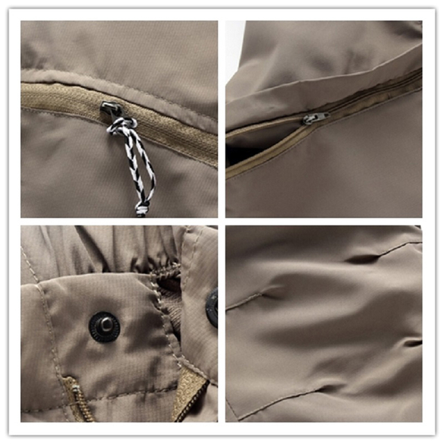 JACKSANQI Quick Dry Detachable Hiking Pants 10