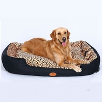 Dog nest camas para caes warm pet house pets bed big house for dogs sofa accessories