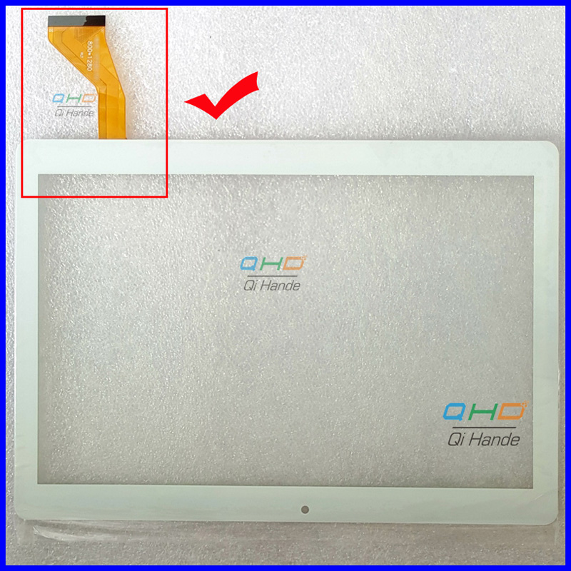 A+ New For Teclast X10 3G Phablet 10.1 inch MT6582 Tablet Touch Screen Touch Panel digitizer Glass Sensor Replacement Free Ship