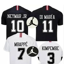 811fa4d1e0b new S-XL 2018/19 Paris shirt VERRATTI CAVANI MEN football 28/2019 adult psg  jersey NEYMAR JR MBAPPE PARIS soccer jersey brand