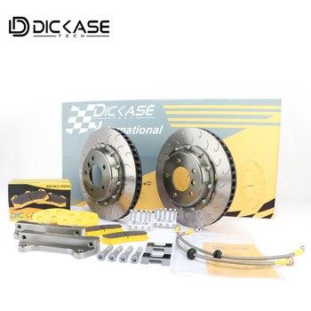 Aksesoris Mobil Rem Cakram J Kait 380*28 Mm untuk F50 Rem Perlengkapan untuk Nissan GTR R35 Roda Depan