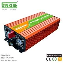 single phase output 2000w 12v 24v 48v 110v 220v pure sine wave solar inverter 2kw surge power 4000w off grid