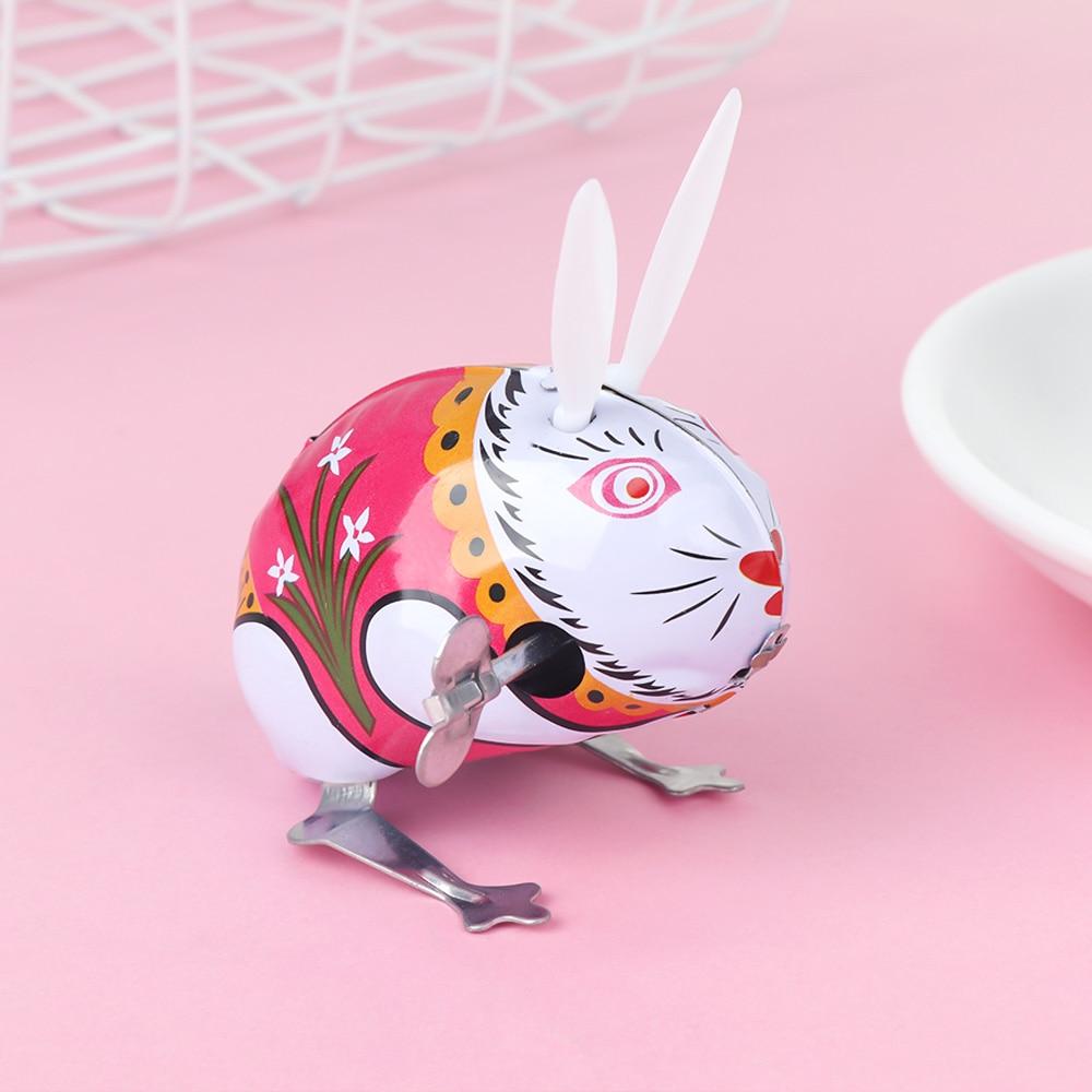 Classic Cute Rabbit Clockwork Toy