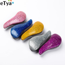 Hot Sale Travel accessories New Women Men Girl Lady Female Comb Hair Shower Hair Brush Hairbrush Tool