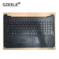 GZEELE English Laptop Keyboard For HP 250 G4 256 G4 255 G4 15 Ac 15 Ay