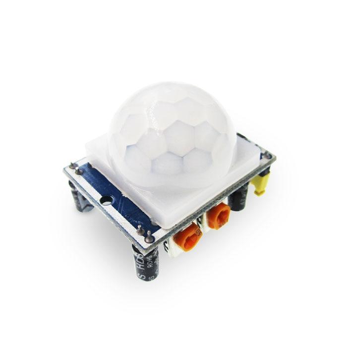 1PCS SR501 HC-SR501 Adjust IR Pyroelectric Infrared PIR module Motion Sensor Detector Module топор truper hc 1 1 4f 14951
