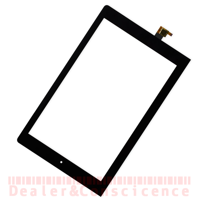 5PCS Tested For Lenovo Tablet HD 10+ Front Glass Digitizer Touch Screen Panel стоимость