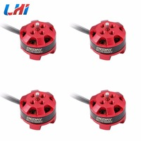 OCDAY RC Quadcopter Motor 4pcs 1102 BR1102 8000KV 1 3S Brushless Motor for 50 90mm Micro FPV Racing Drone