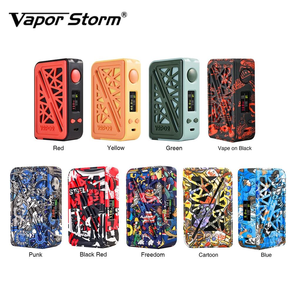 D'origine Vapeur Tempête Perturbateur 200 W TC MOD E cigarette Perturbateur Boîte Mod matière plastique abs VS Storm230/ECO MOD/ glisser 2 Mod