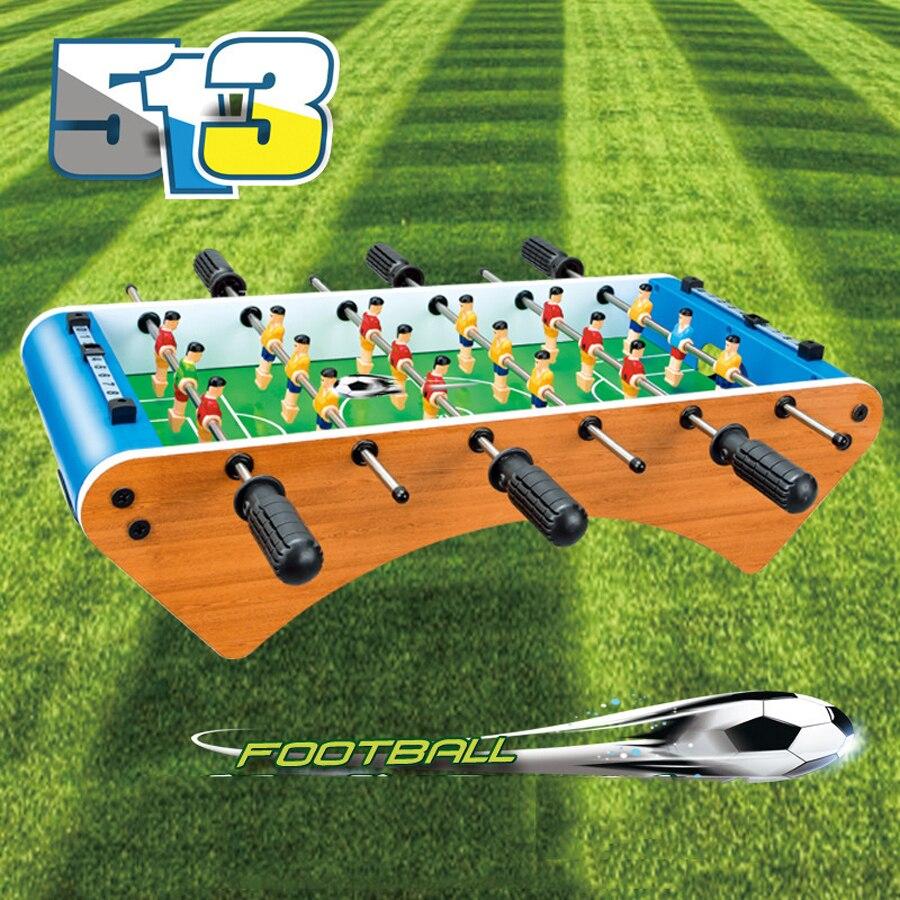 50cm mesa de futebol jogo de tabuleiro