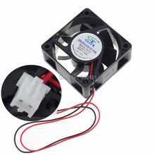 10pcs/lot 60mm 25mm 24V 6025 2Pin DC PC Case Cooling Fan 6cm