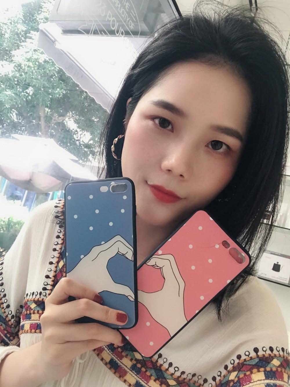 MA Couple Series Phone Case For Huawei P8 lite 2017 P9 P10 P20 Lite Plus Nova Honor6C 6A 6X Honor8 Honor9 Mate 10lite soft cov