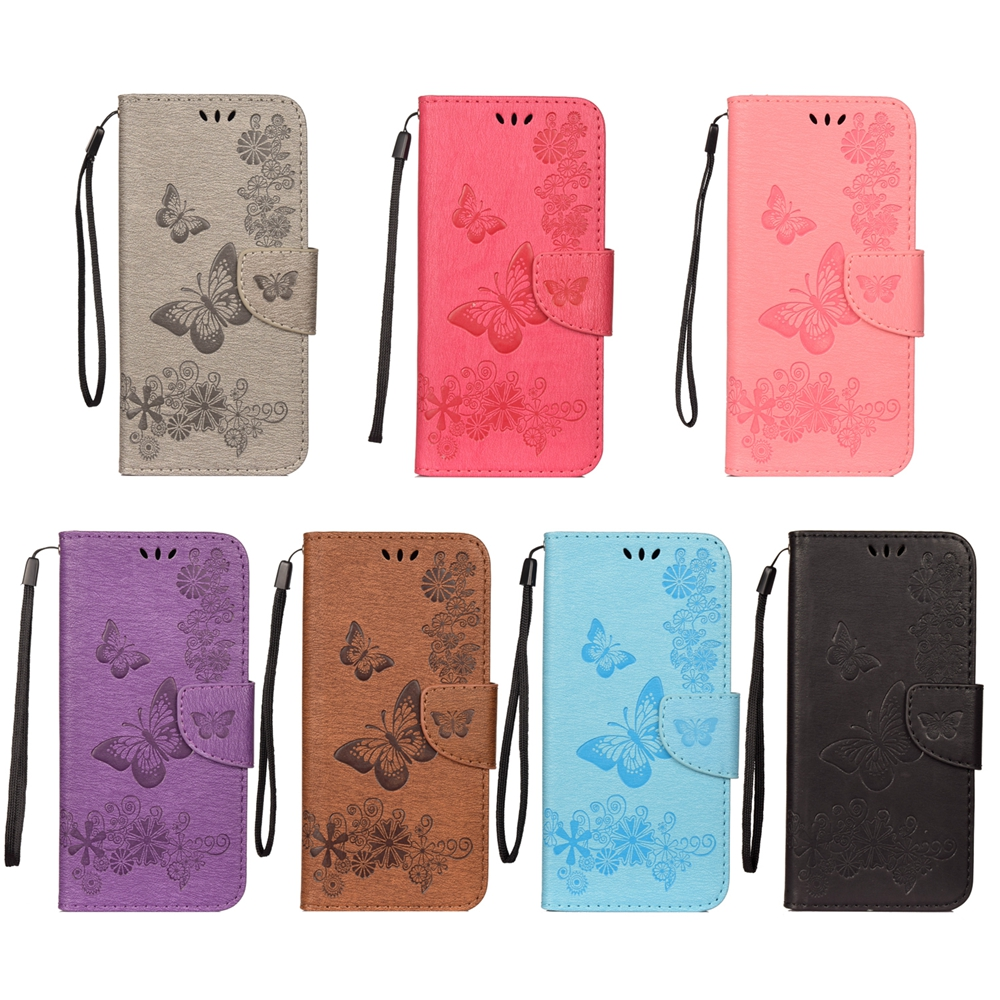 Image 5 - Redmi Note 7 Flip Phone Case for Funda Xiaomi Redmi Note 7 Case  Butterfly Leather Cover for Xiaomi Redmi Not 7 Pro Cases Capa-in Flip Cases from Cellphones & Telecommunications