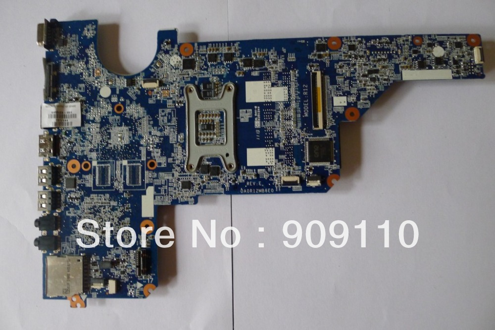 G4 G6 G7 integrated motherboard for H*P laptop G4 G6 G7 636373-001