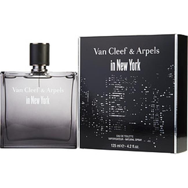 Van Cleef & Arpels 291083 4.2 oz New York Eau De Toilette Spray for Men цена