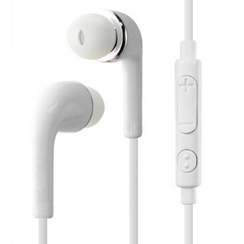 Stereo Music Headphones 3.5mm Wired In-Ear Earphone Noise Isolating Headset Earbuds fone de ouvido Hands Free with Mic
