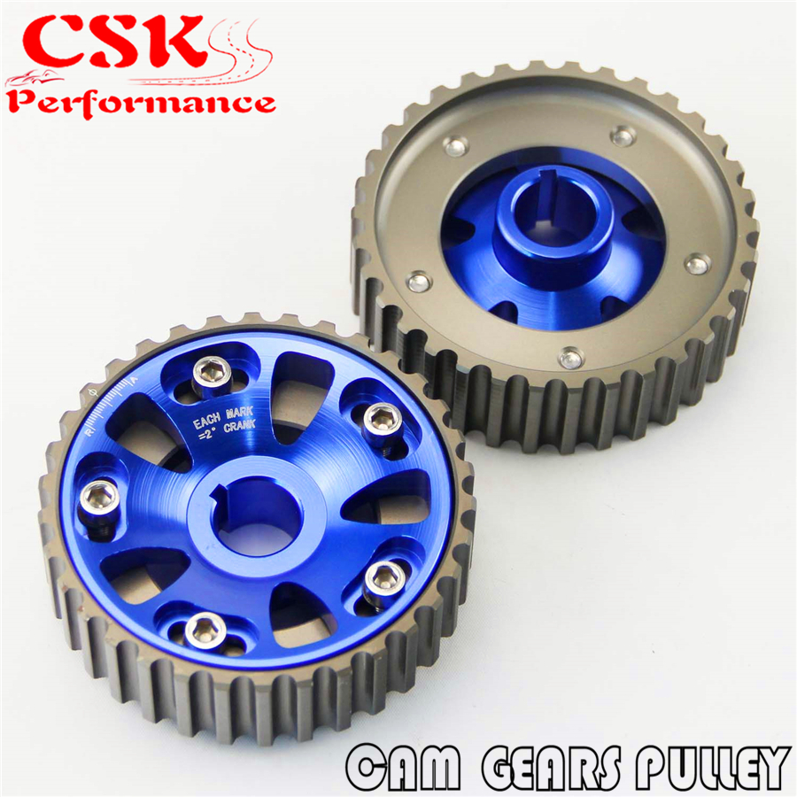 Cam Gear Pulley For Honda Civic Type-R B16A Type-R B16B B18C Acura Integra DC2