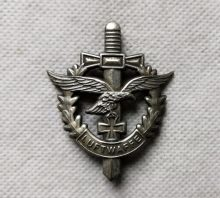 Badge de force aérienne allemande ww2 | badge épingle luftwaffe(China)