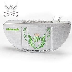 Image 5 - Клюшка для гольфа, Мужская правая 33 34 35 дюймов, Серебристый Стальной полукруглый вал, бесплатная доставка