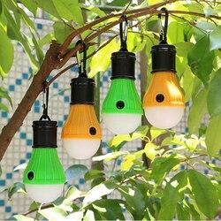 Camping Licht Mini Tragbare Laterne Zelt Licht Im Freien Notfall Hängen Karabiner Taschenlampe