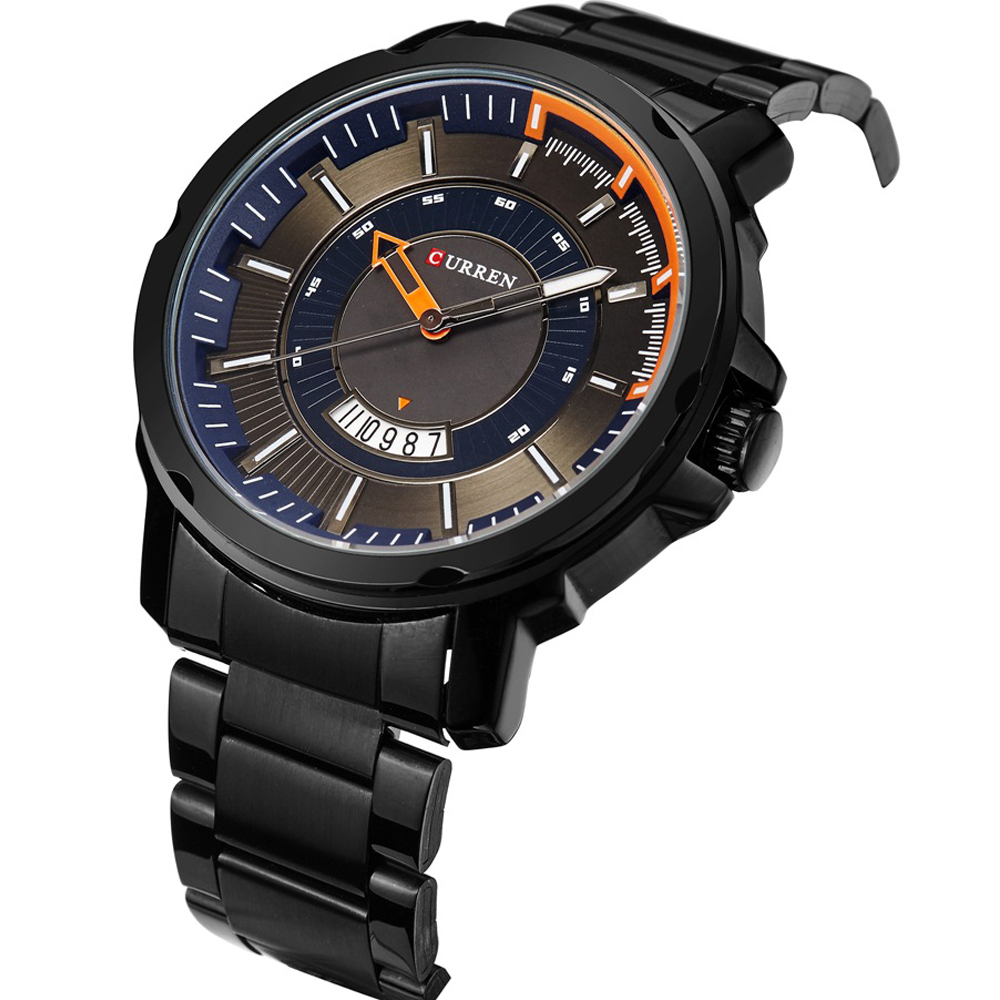 NEW CURREN watches men Top Brand fashion watch qua