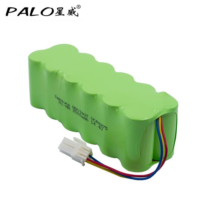 Palo 14,4 v 3500 mah Ni-mh-akku für für Samsung NaviBot: SR8845, VCR8730, SR8990, VCR8845, SR8F30, SR8730, SR8840